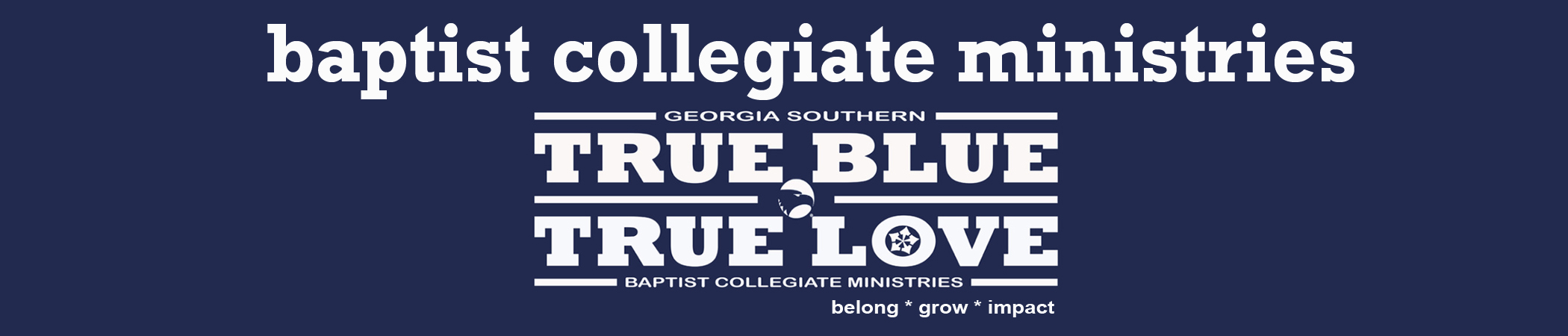 GeorgiaSouthernBCM | Baptist Collegiate Ministries