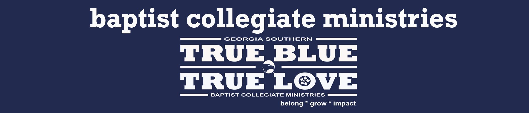 GeorgiaSouthernBCM | Baptist Collegiate Ministries